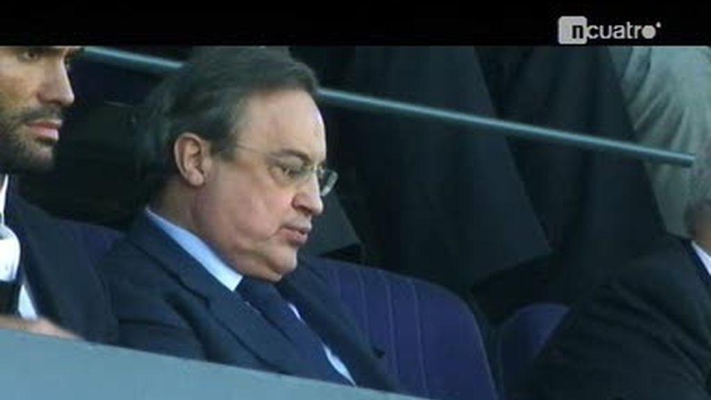 La cara, el espejo del alma en el Real Madrid