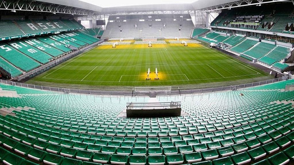 Los estadios de la Euro 2016 de Francia