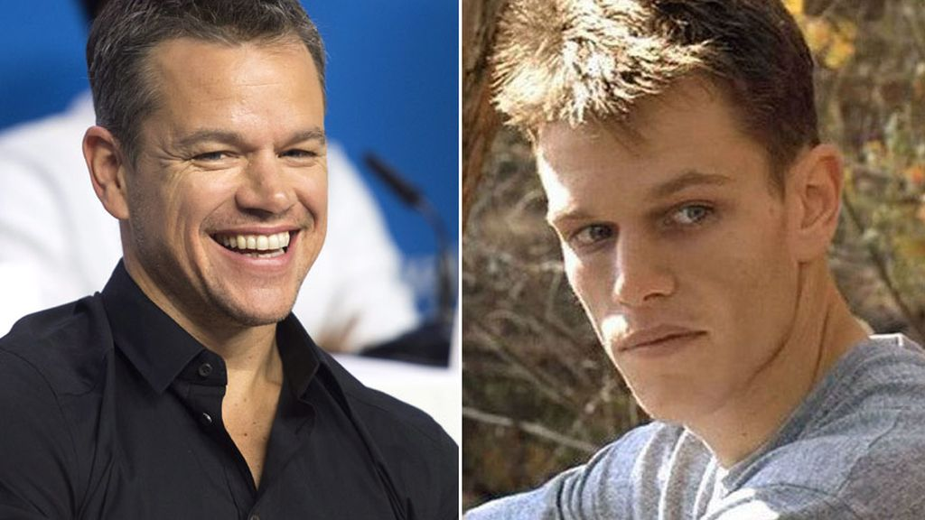 Matt Damon para En honor a la verdad