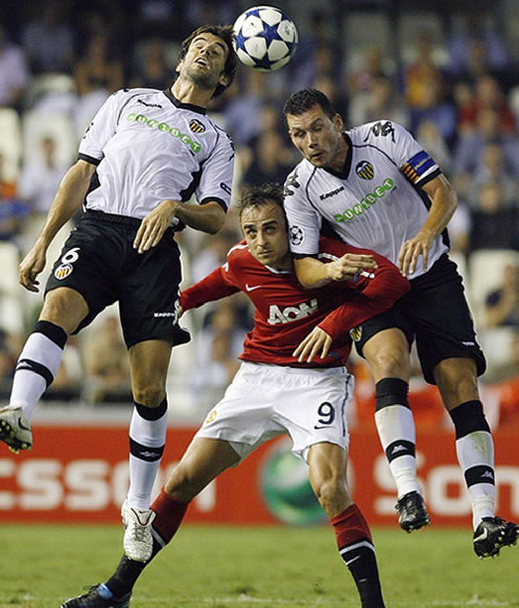 El Valencia se juega el primer puesto el Old Trafford