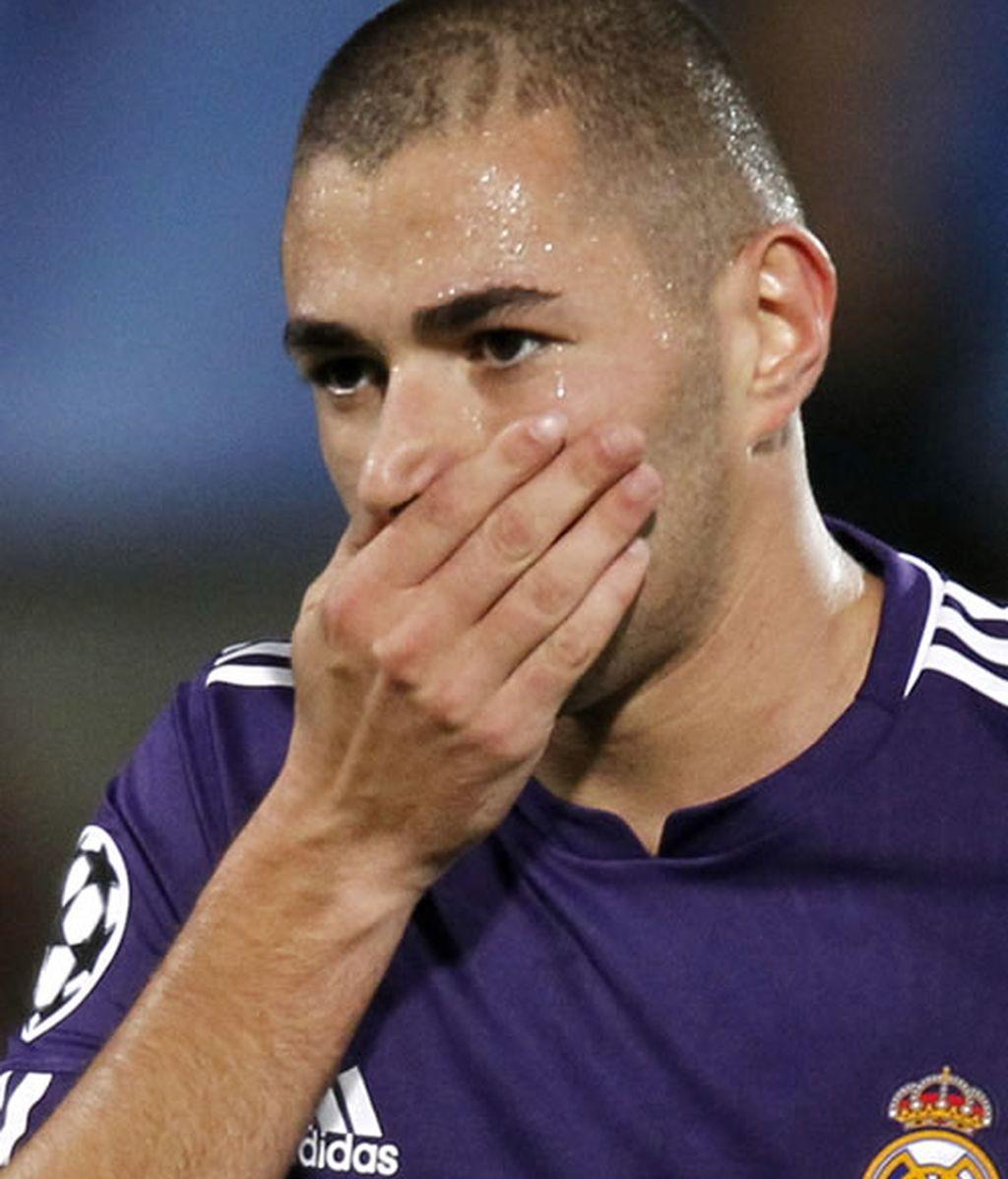 Benzema, convencido de que puede recuperar la titularidad