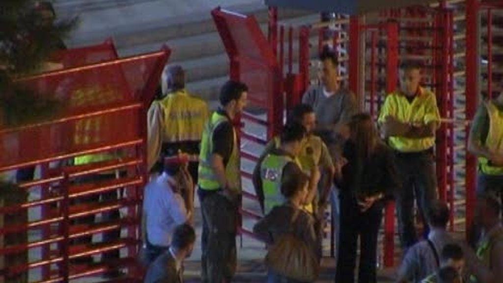 Tragedia en Castelldefels