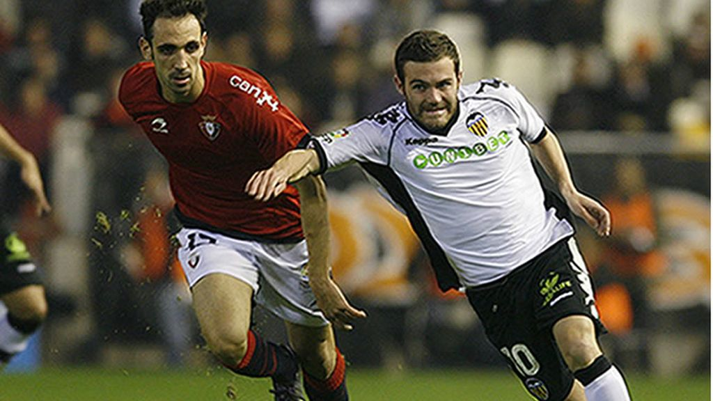 El Valencia deja escapar tres puntos de Mestalla