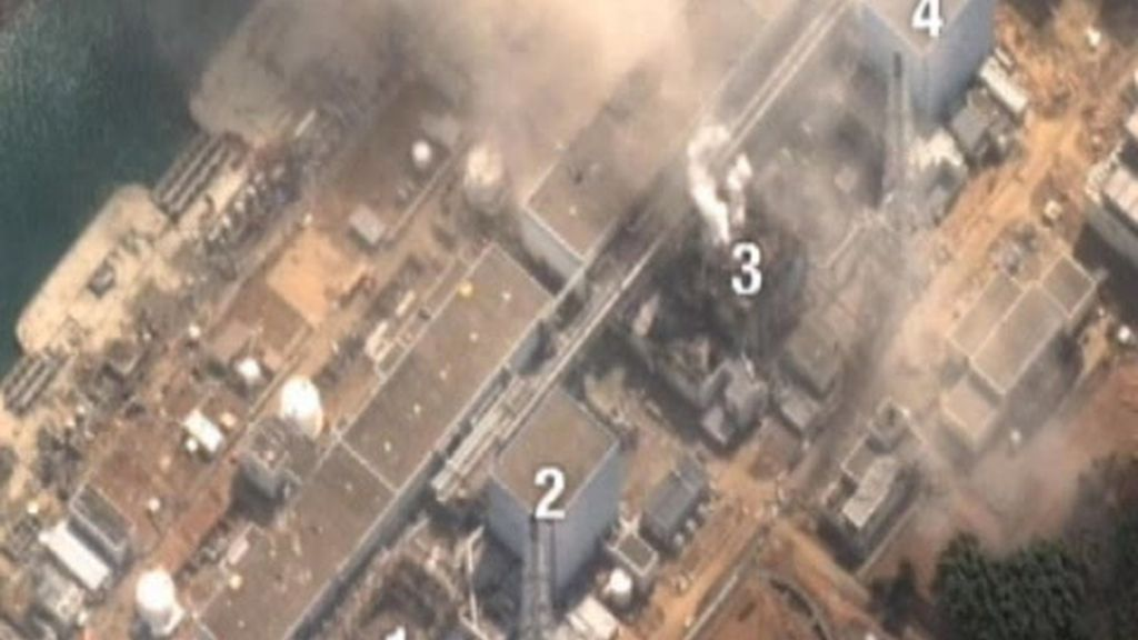 Terror nuclear en Japón