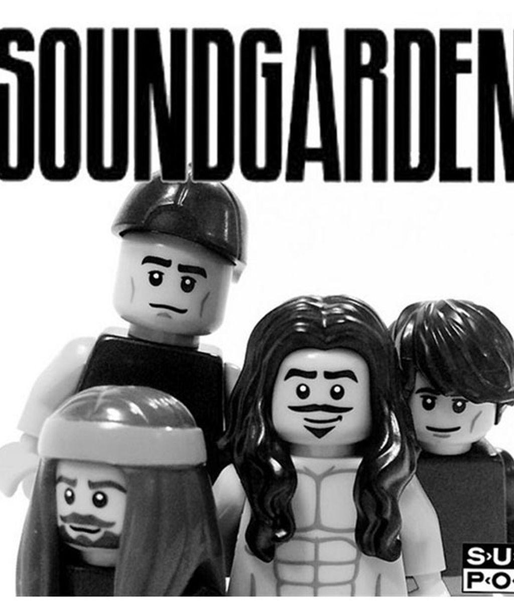 Lego Soundgarden