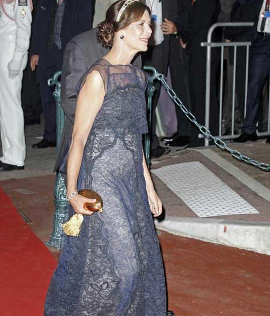 La princesa Carolina de Hannover