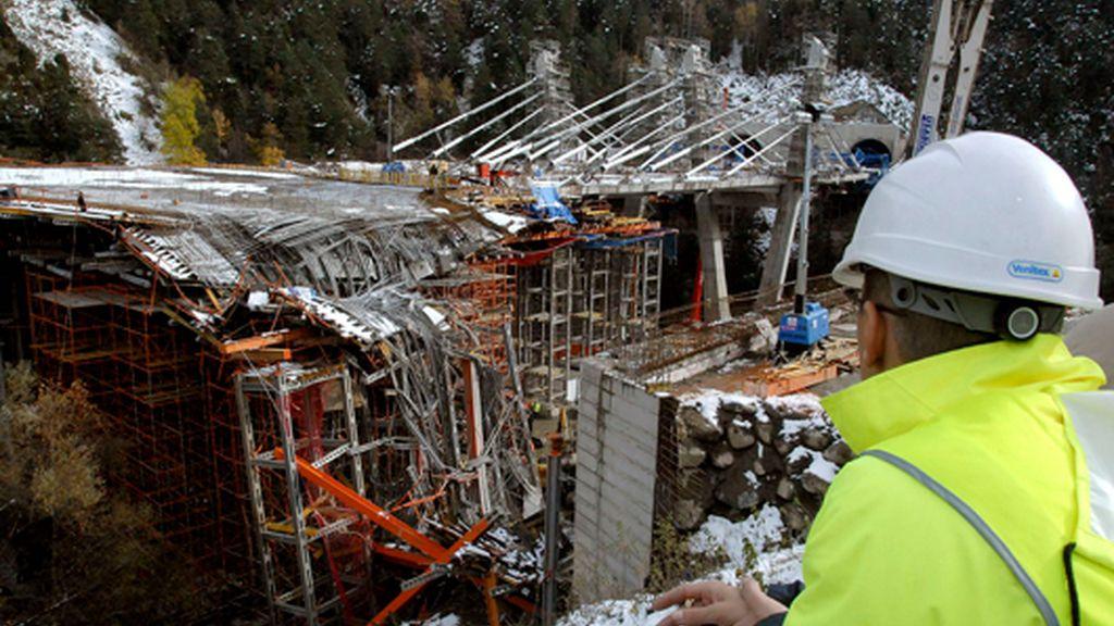 Recuperan todos los cadáveres sepultados en el accidente de Andorra