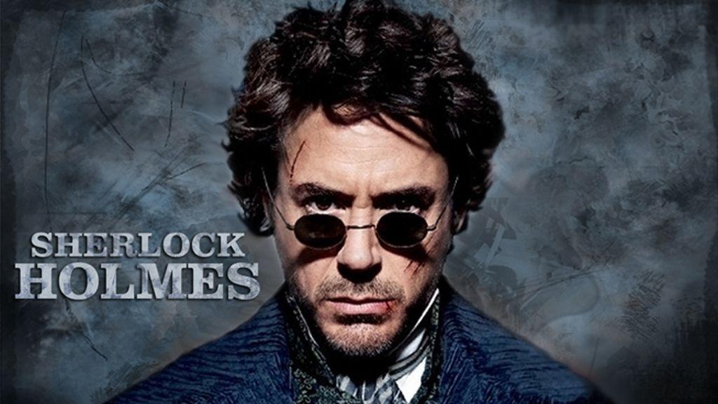 Robert Downey Jr, el Holmes más macarra
