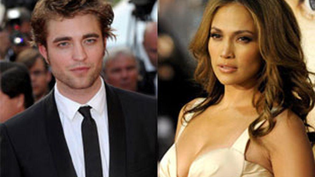 Robert Pattinson y Jennifer López, presentadores de la gala de los Globos de Oro