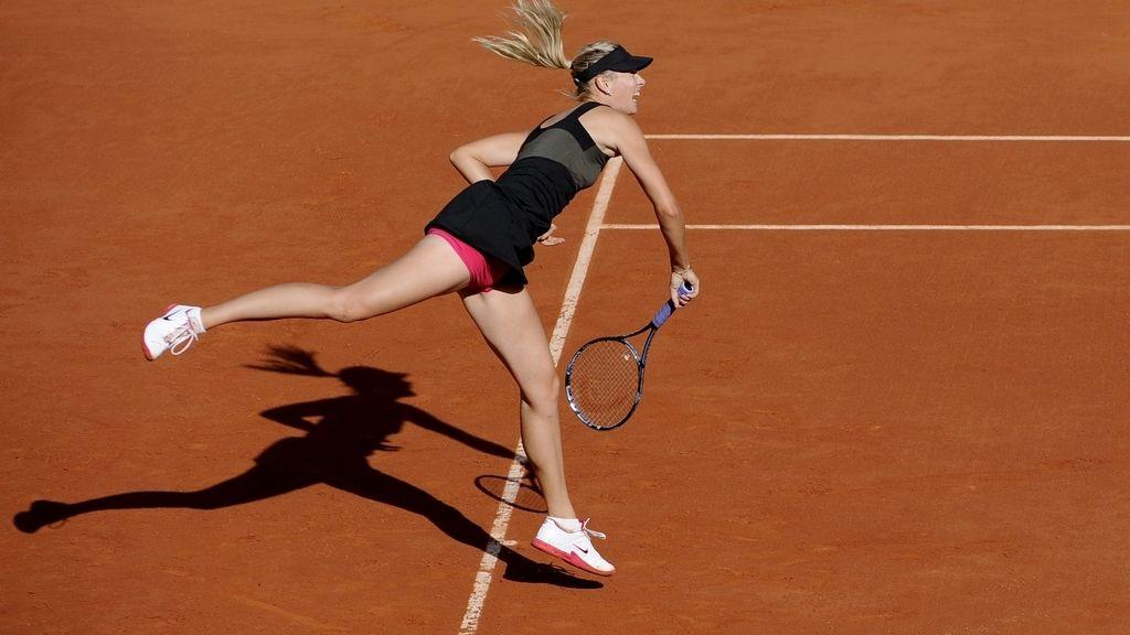 Sharapova derrota a Petra Kvitova y se mete en la final