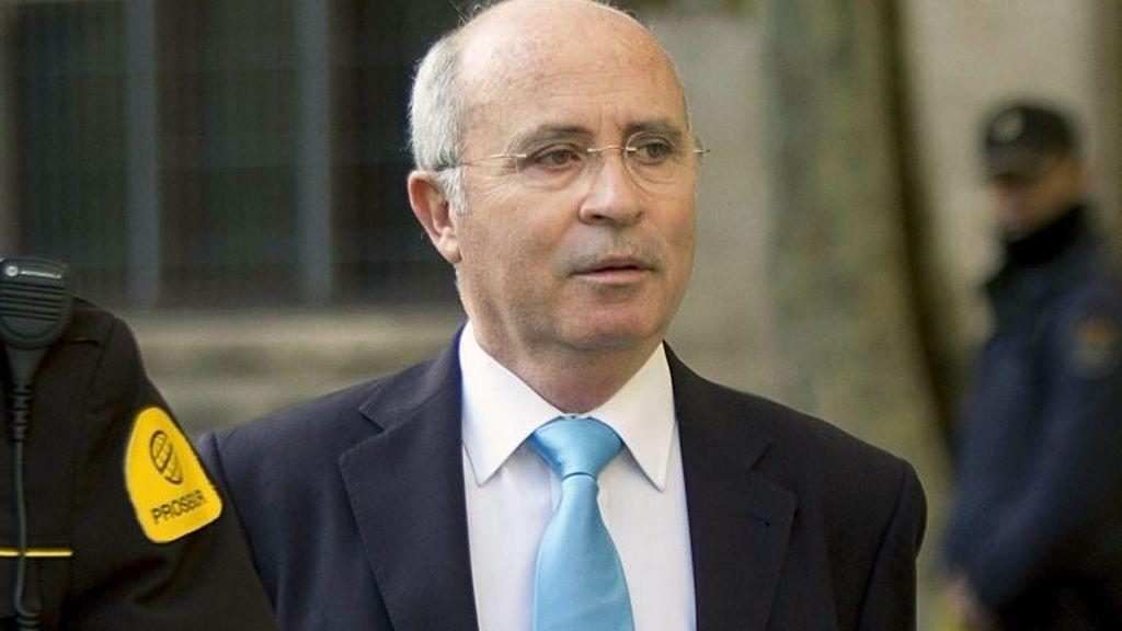 Fernando Areal, extesorero del PP balear