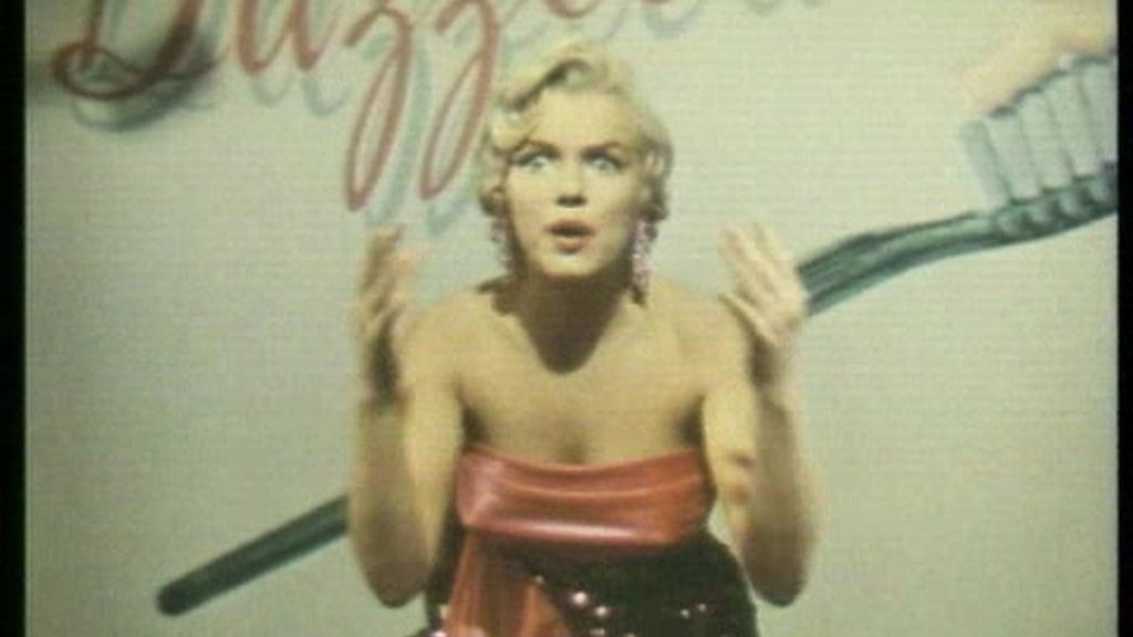 'Fragmentos' de Marilyn