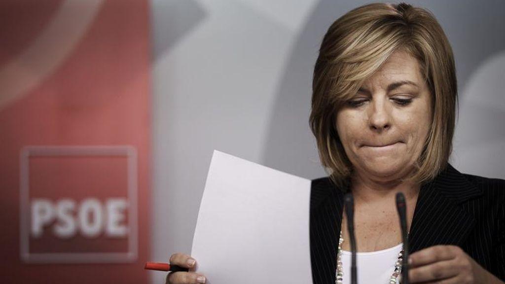 """EL PSOE SE CONJURA PARA RECUPERAR SUS APOYOS """"MÁS DEPRISA Y MÁS A FONDO"""""""