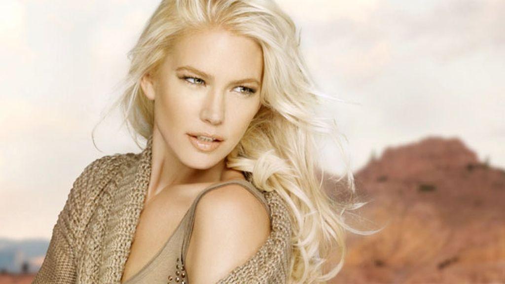 Valeria Mazza, una de sus modelos más internacionales
