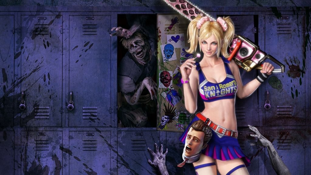 Juliet y Nick (Lollipop Chainsaw)
