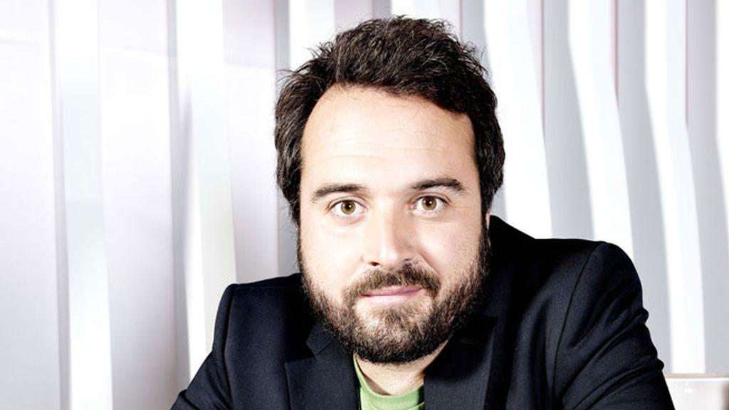 Miguel Martín, reportero callejero