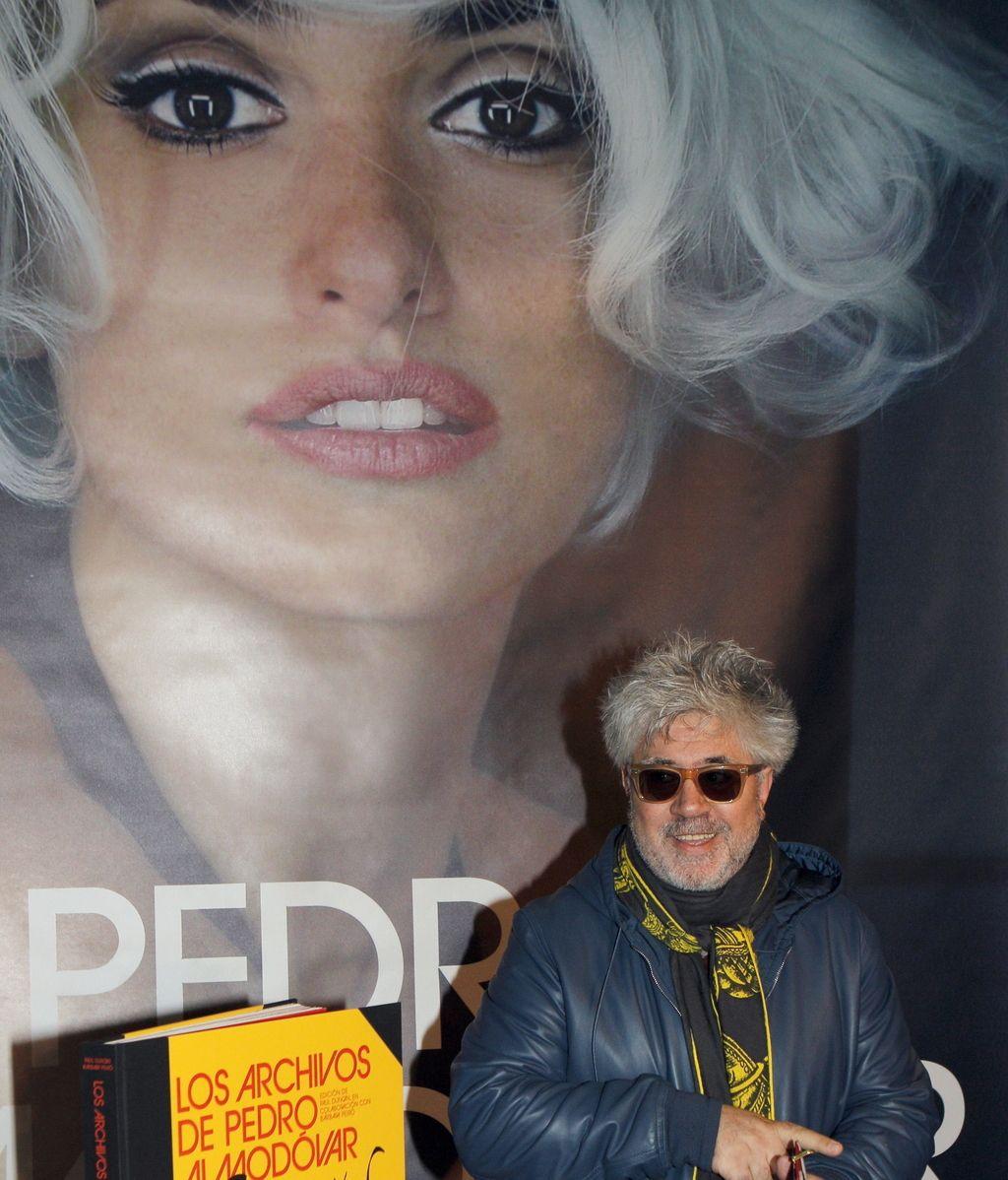Pedro Almodóvar presenta sus 'Archivos'