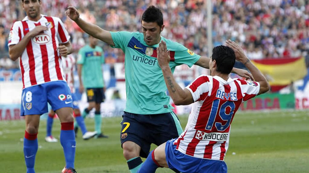 Villa habla de la entrada sobre Messi
