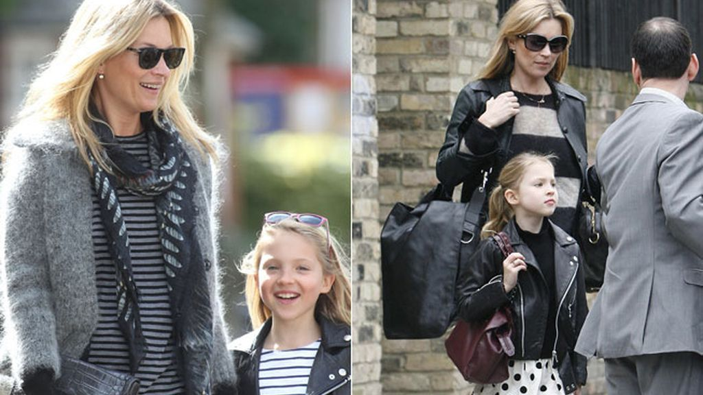 Lila Grace, la hija de Kate Moss