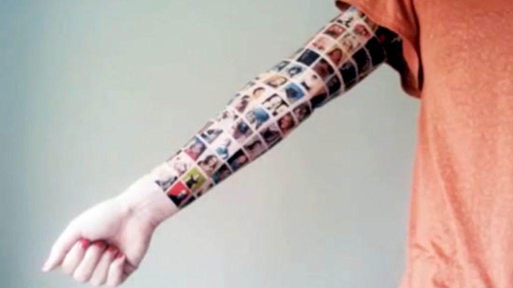 """El tatuaje social"" paso a paso"