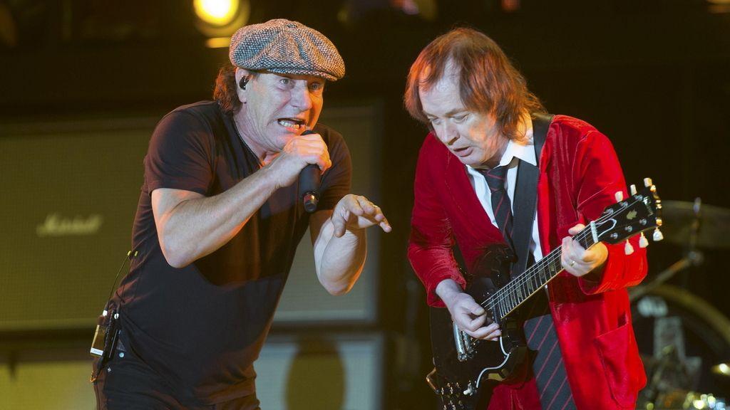 Demandan a AC/DC por el volumen de su concierto