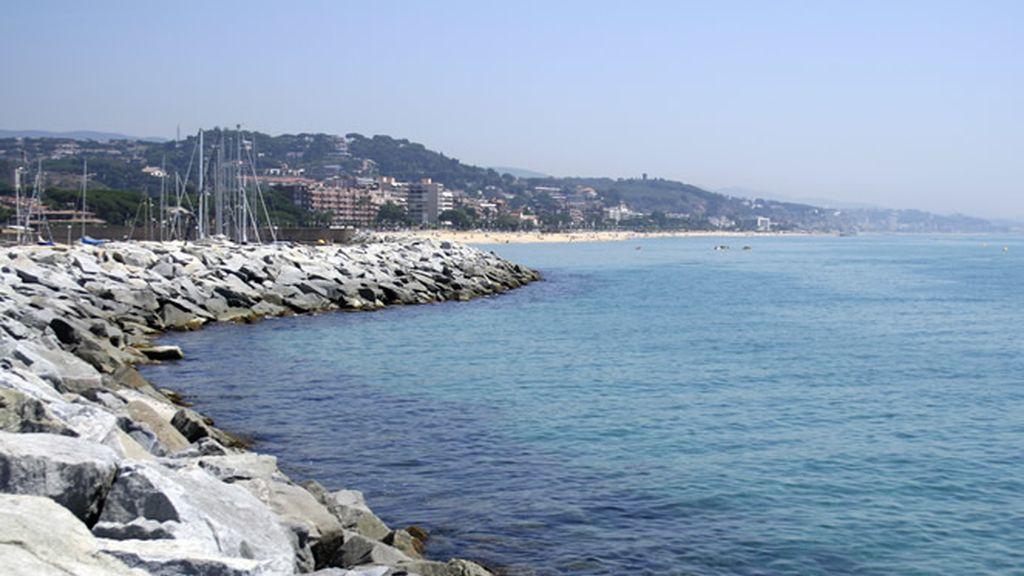 La actriz Silvia Abril repasa sus lugares más importantes de la costa catalana