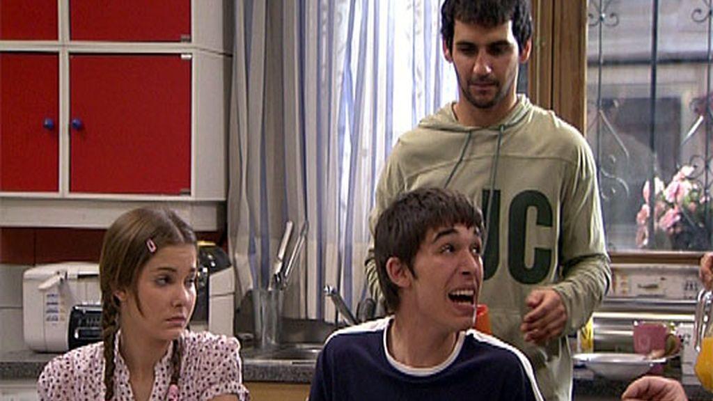 Diego vuelve con Lucía