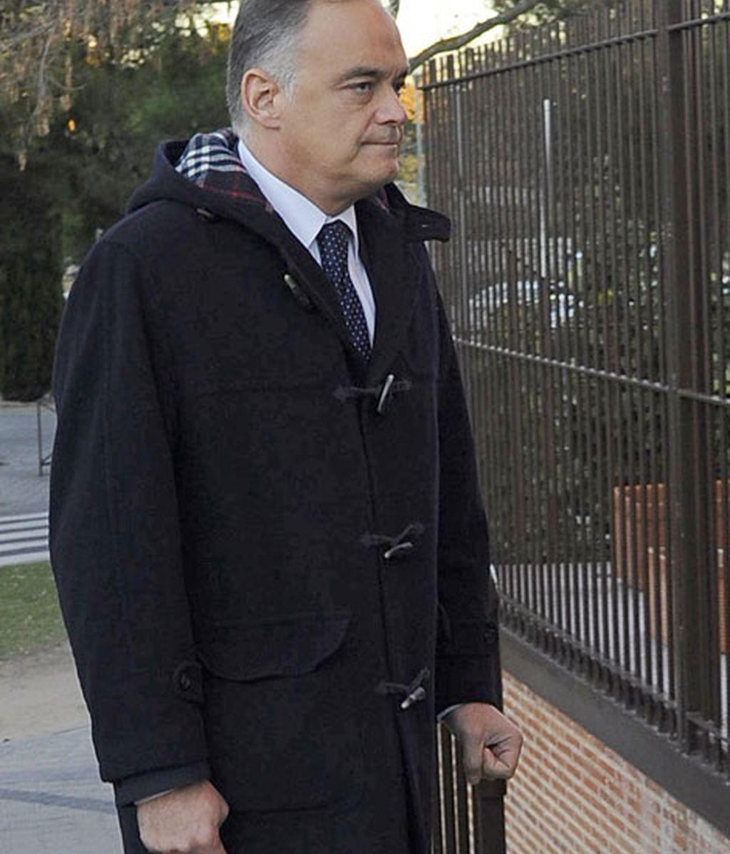 El político Esteban González Pons
