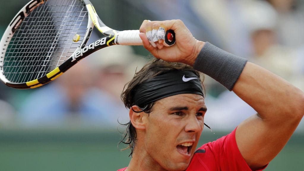 Nadal vence a Istomin en tres sets (6-2, 6-2 y 6-0)