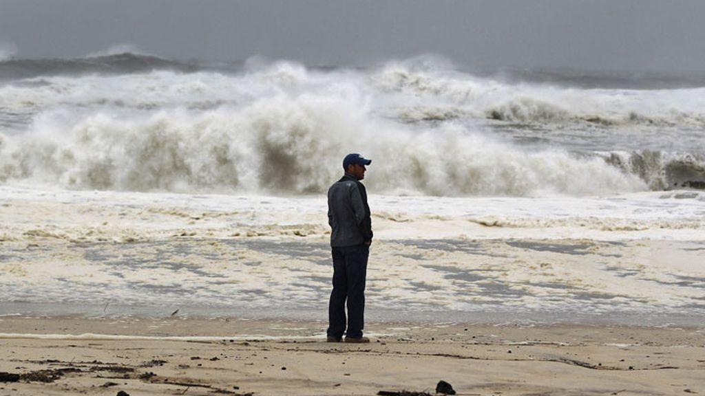 El huracán Sandy pone en alerta a Nueva York