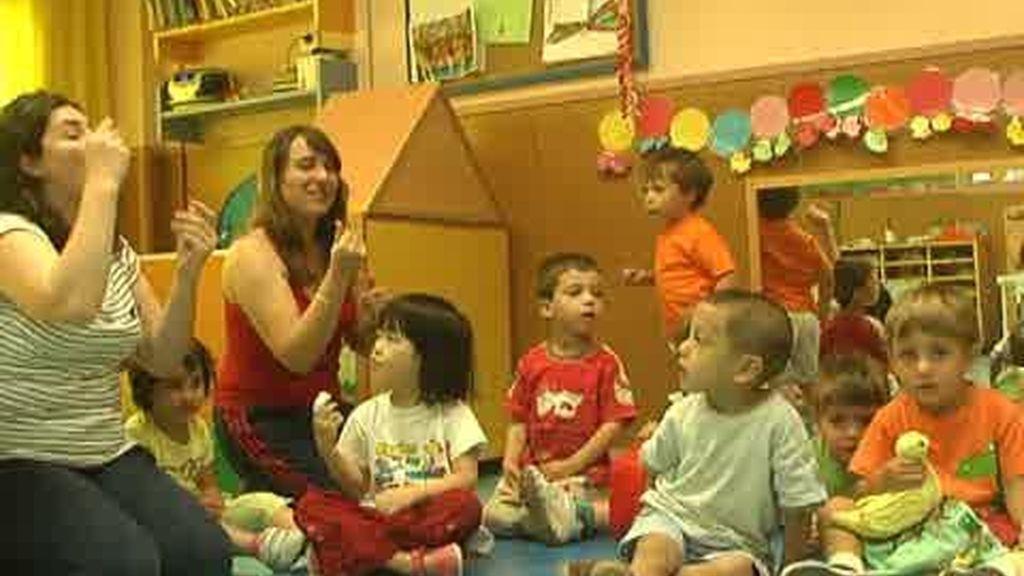 Integración de los niños sordos