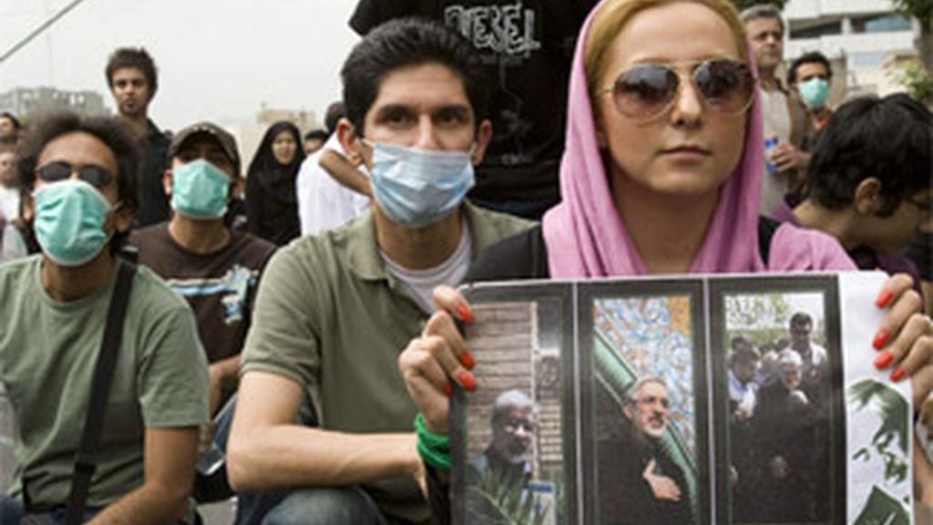 Siete muertos en las violentas protestas en Irán. Vídeo: Atlas