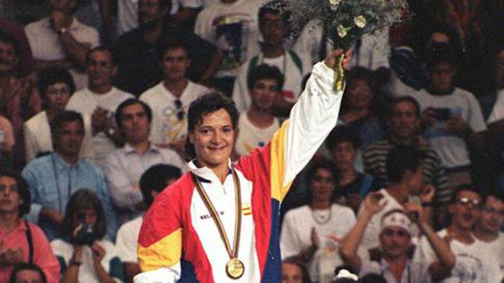 Barcelona 1992: Miriam Blasco - Yudo
