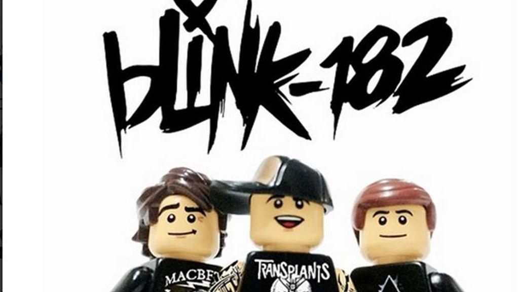Lego blink 182