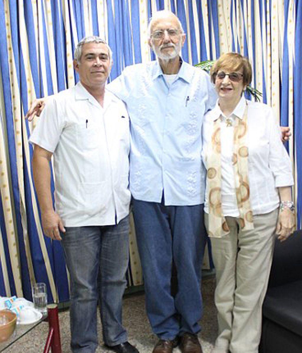 Cuba deja en libertad al empresario estadounidense Alan Gross