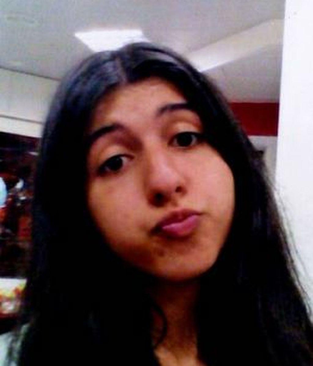 Andrea, adolescente desaparecida Pontevedra