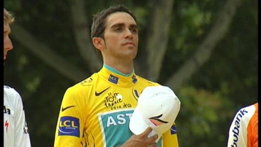 Contador, vencedor