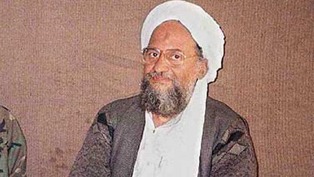 Ayman al Zawahiri, nuevo líder de Al Qaeda