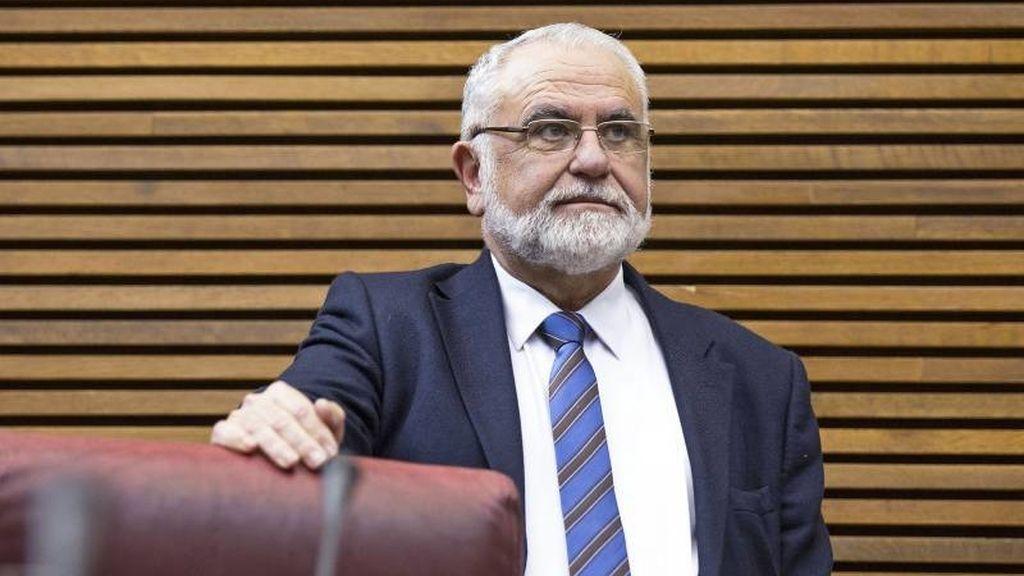 Juan Cotino, Presidente de las Cortes Valencianas,