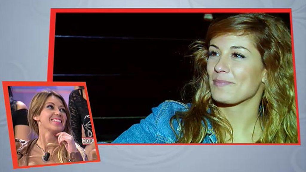 "Susana, sobre Shaila: ""Creo que me tiene envidia porque soy una chica súper feliz"""
