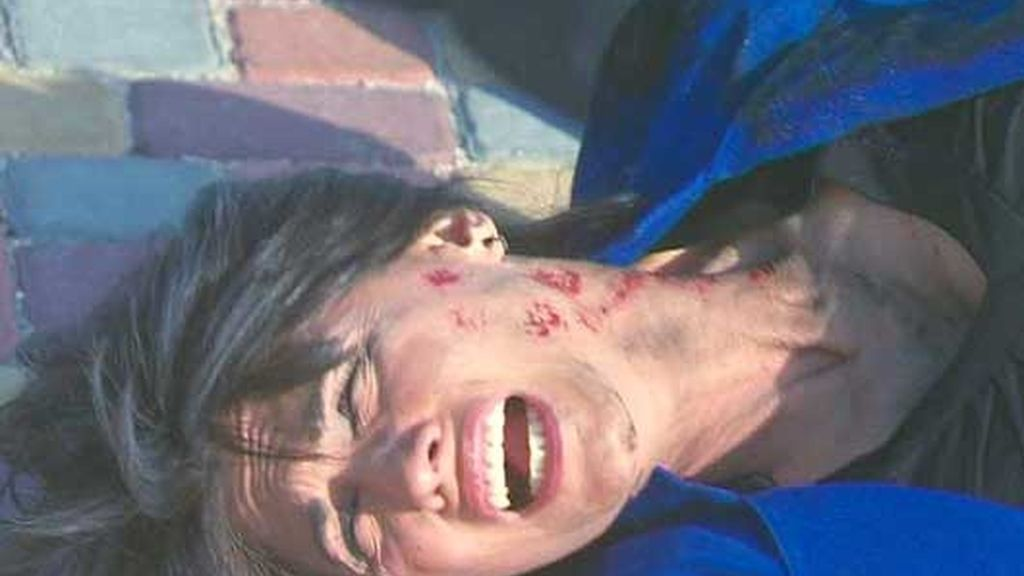 Cristina Higueras en 'Hospital Central'