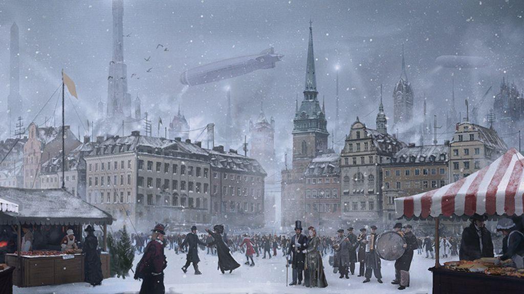 Casco histórico de Estocolmo
