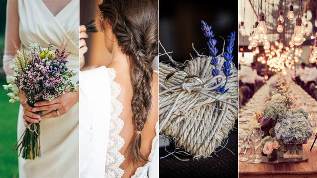 Lecciones para novias 2.0.: cinco cosas que Pinterest me enseñó de mi propia boda