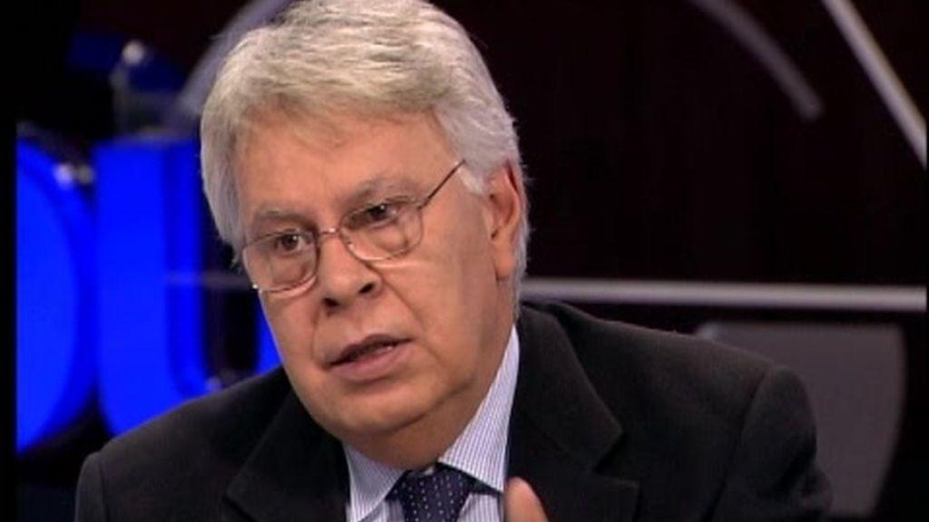Gabilondo entrevista a Felipe González (parte 2)