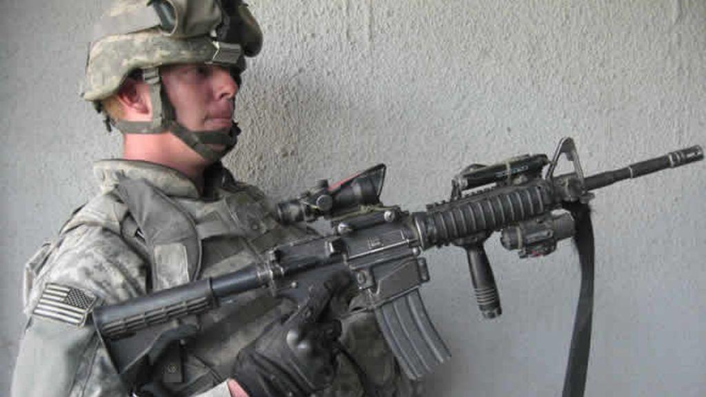 Jon Sistiaga: Sargento, ¿a qué estamos disparando?