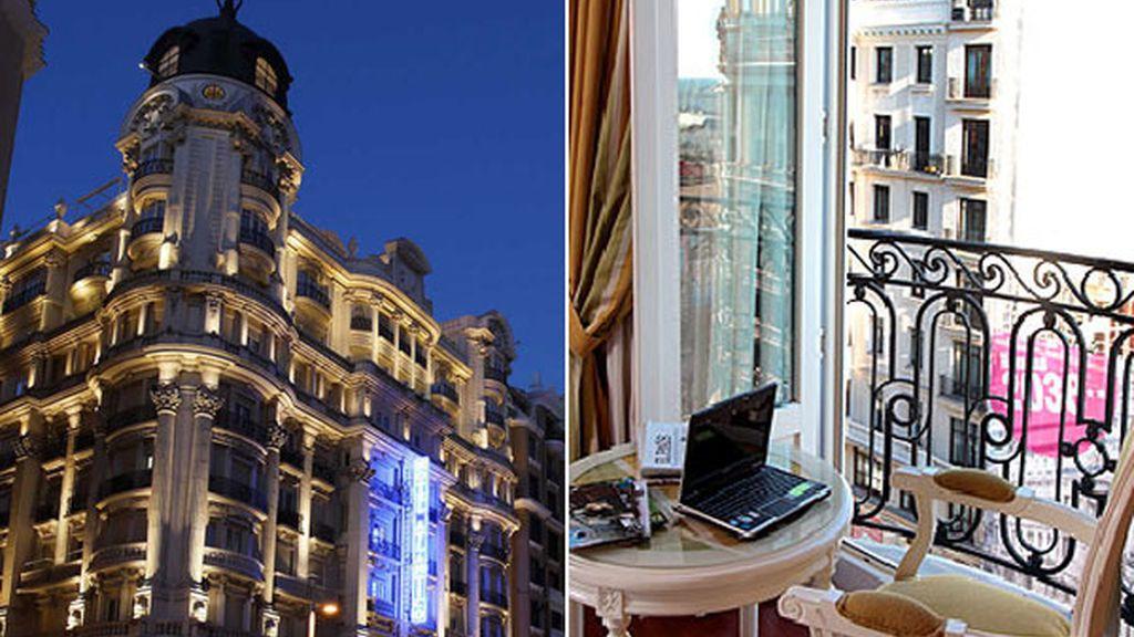 15. Hotel Atlántico (Madrid, España)