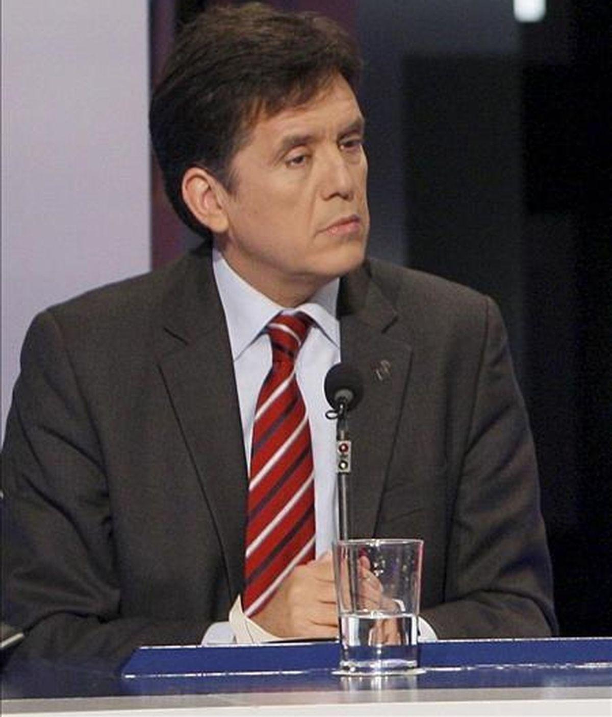 El conseller de Territorio y Sostenibilidad, Lluís Recoder. EFE/Archivo