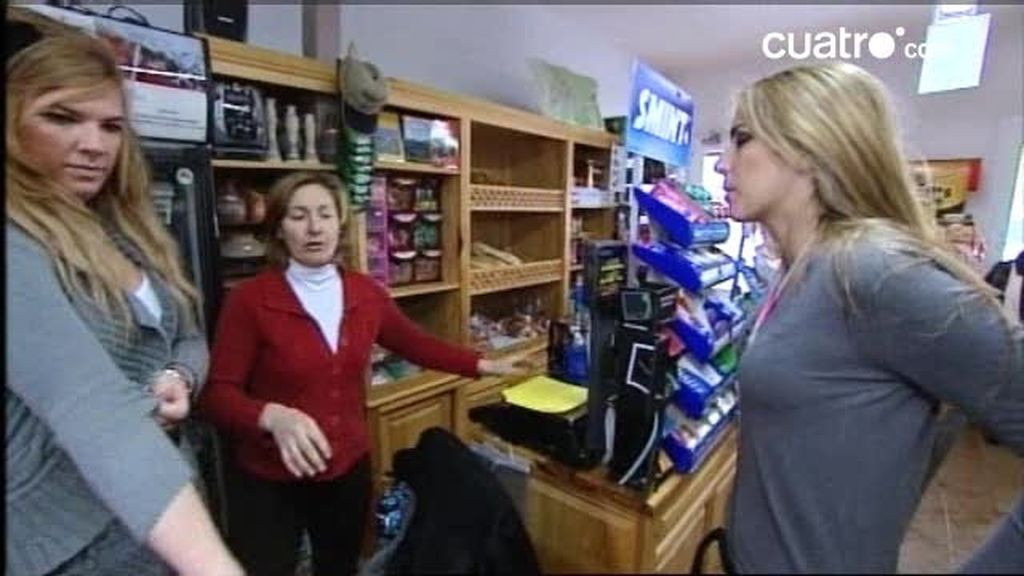 Hijos de papá: Primer día para Cayetana y Paula como reponedoras de supermercado
