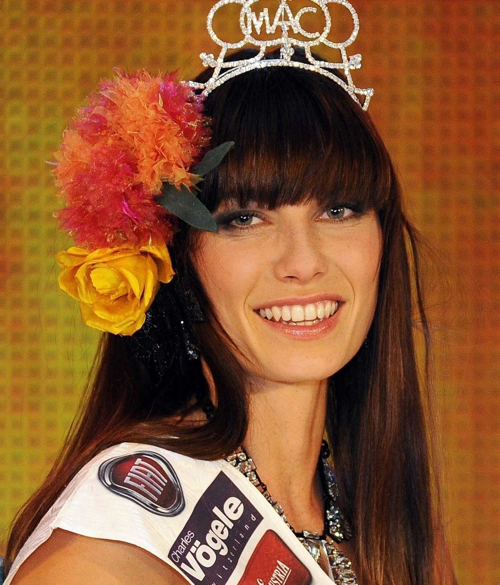 Fallece Miss Austria 2013, Ena Kadic