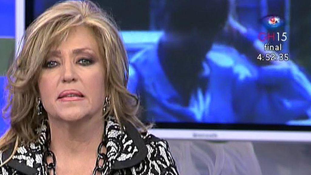 """""""No entiendo esos silencios"""", decía María Patiño a su compañera"""